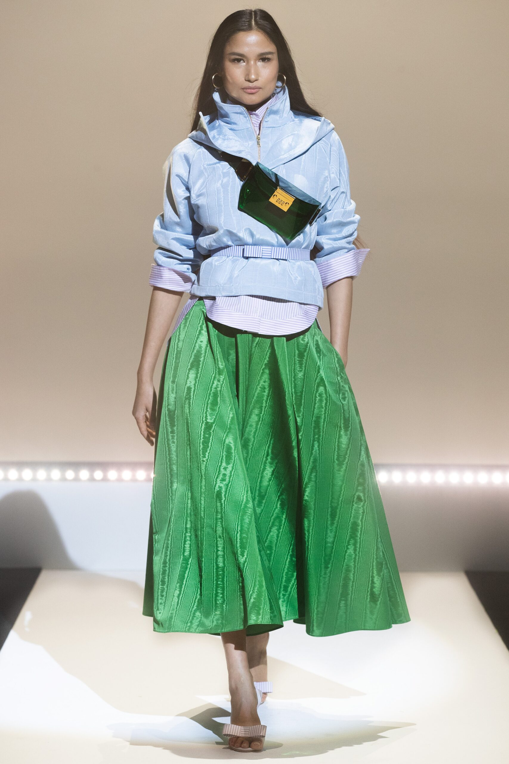 Verde Menta - Brandon Maxwell Ready-to-Wear Spring 2021