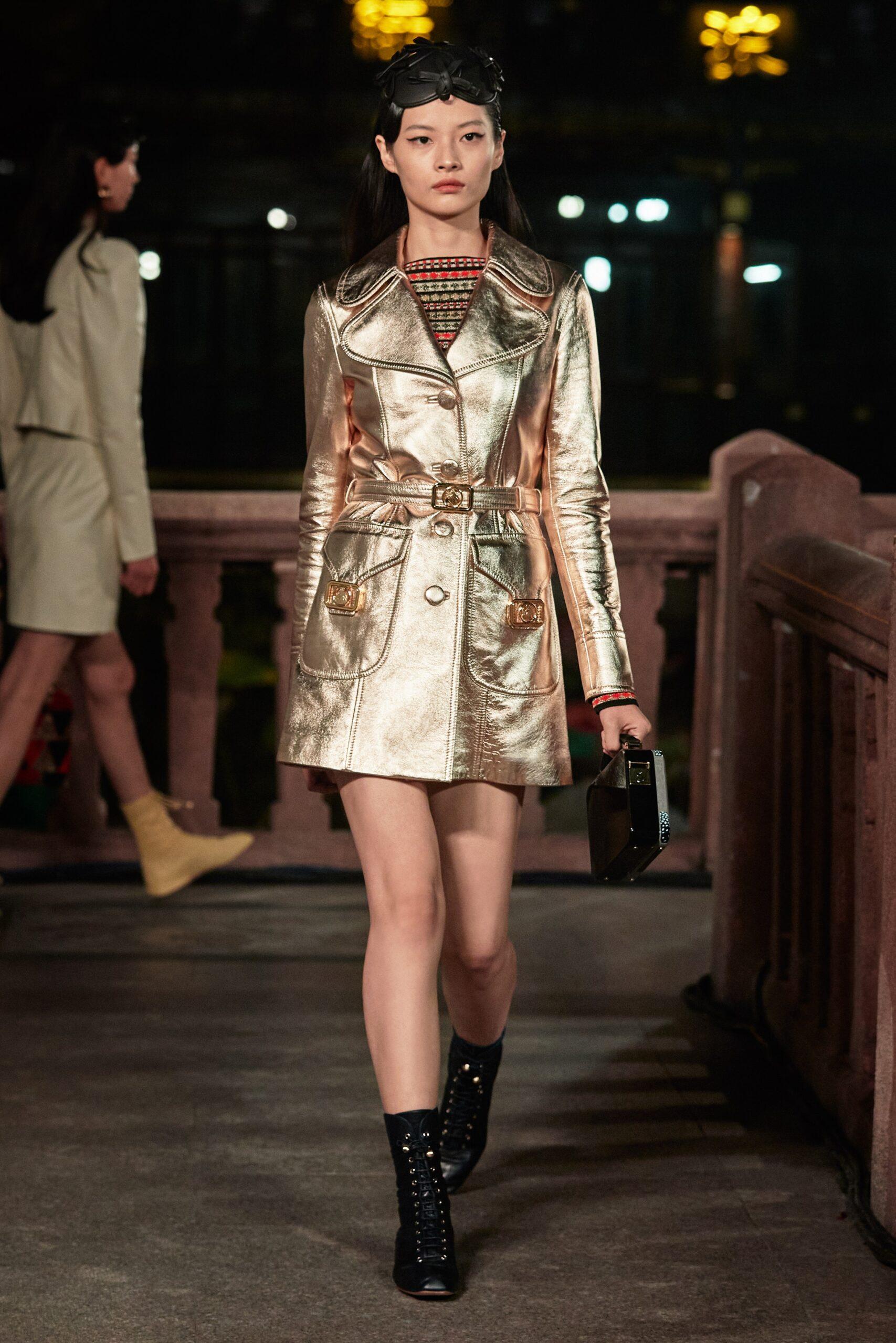 Oro e argento - Lanvin Ready-to-Wear Spring 2021