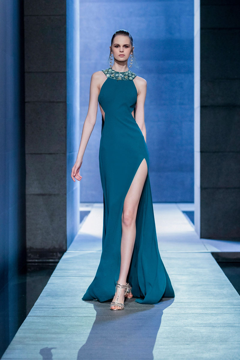 Spring Lake - Elie Saab Ready-to-Wear Fall Winter 2021