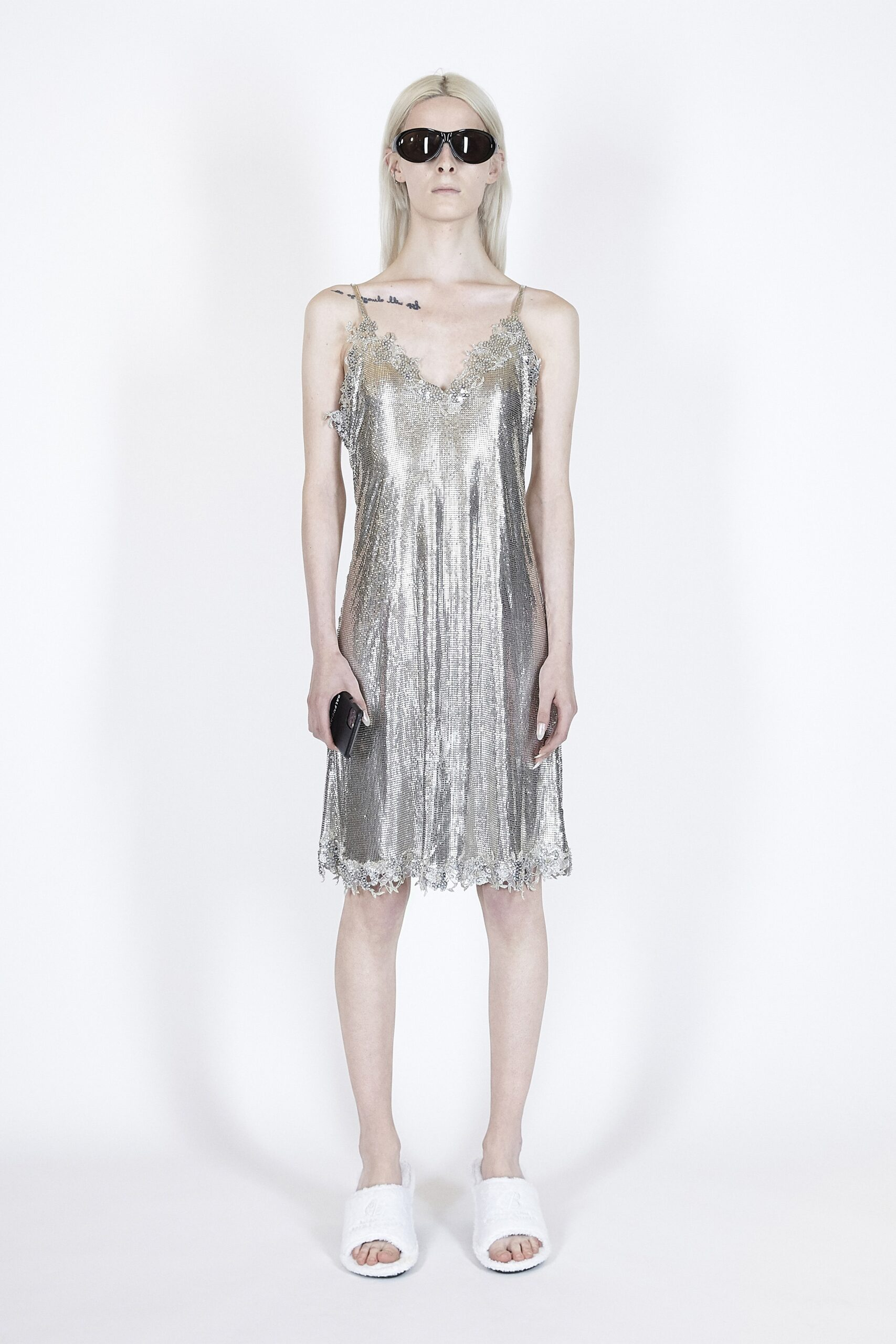 Oro e argento - Balenciaga Ready-to-Wear Spring 2021