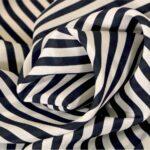 Tissus rayés pour l'habillement et la mode | new tess
