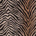 Tissu soie imprimé à motif zebre   new tess
