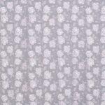 Tulle blanc et rose poudre brodé de roses | new tess