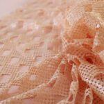 Tessuto Paillettes 000300 Rosa in Poliestere