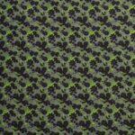 Gray, Green Cloque' 000800 Woven Fabric