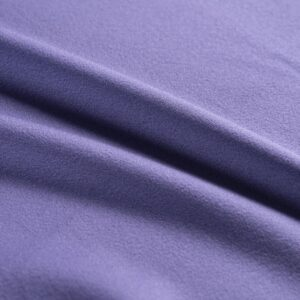 Purple Wool Coat fabric for Coat.