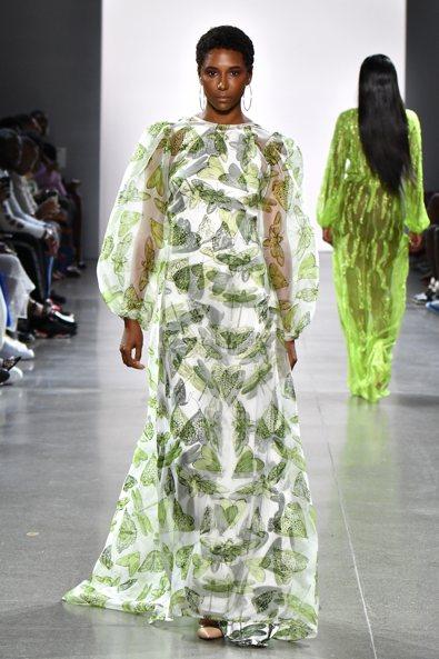 Verde pistacchio - Aliétte Ready-to-Wear Spring 2020