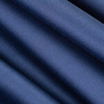 Blue denim cotton sateen stretch   new tess