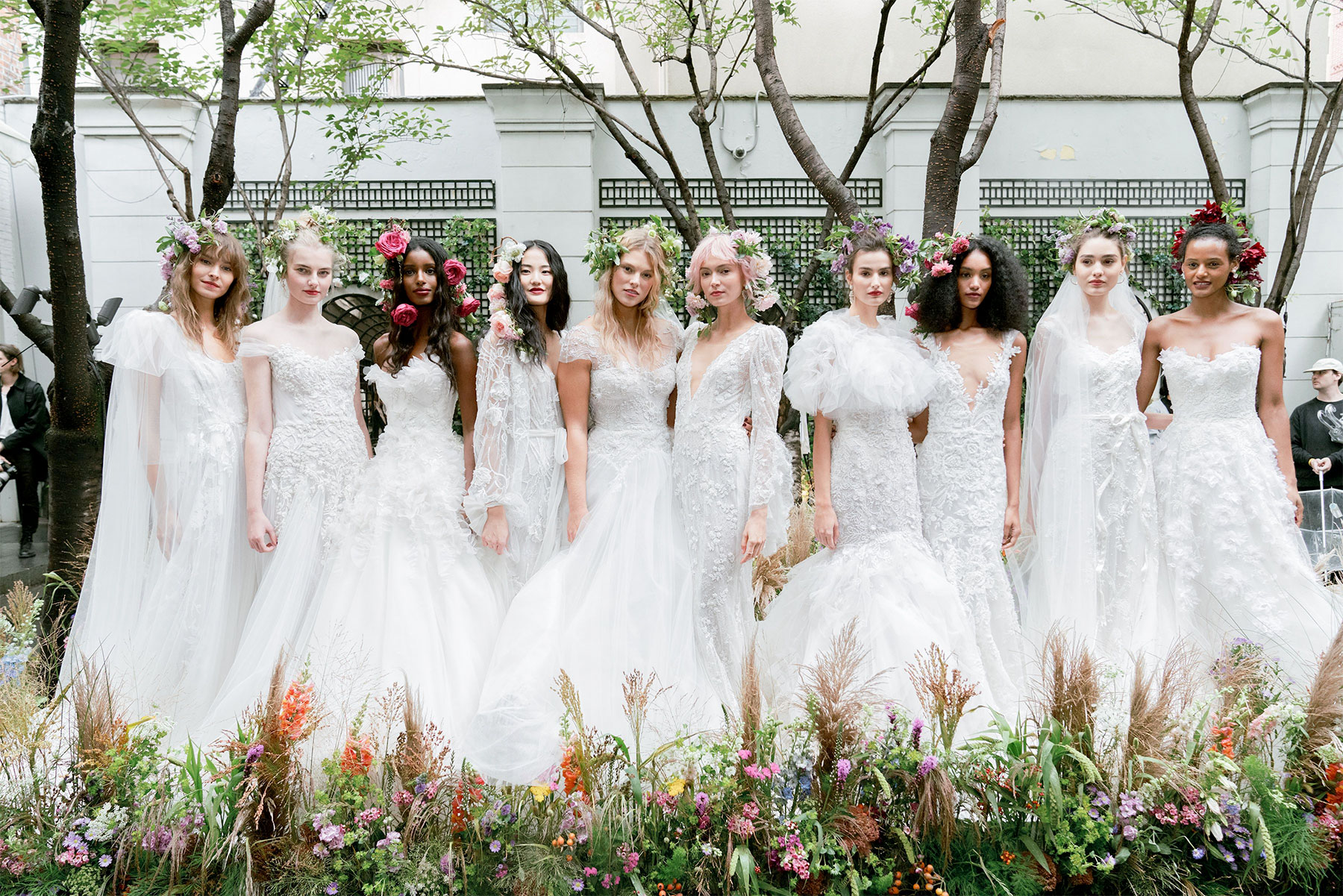 Trends bridal fashion week