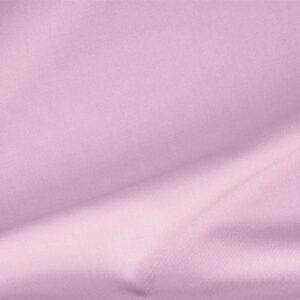 Tessuto Unito Gabardine Stretch Rosa Confetto in Lana, Poliestere, Stretch per Abito, Giacca, Gonna, Pantalone.