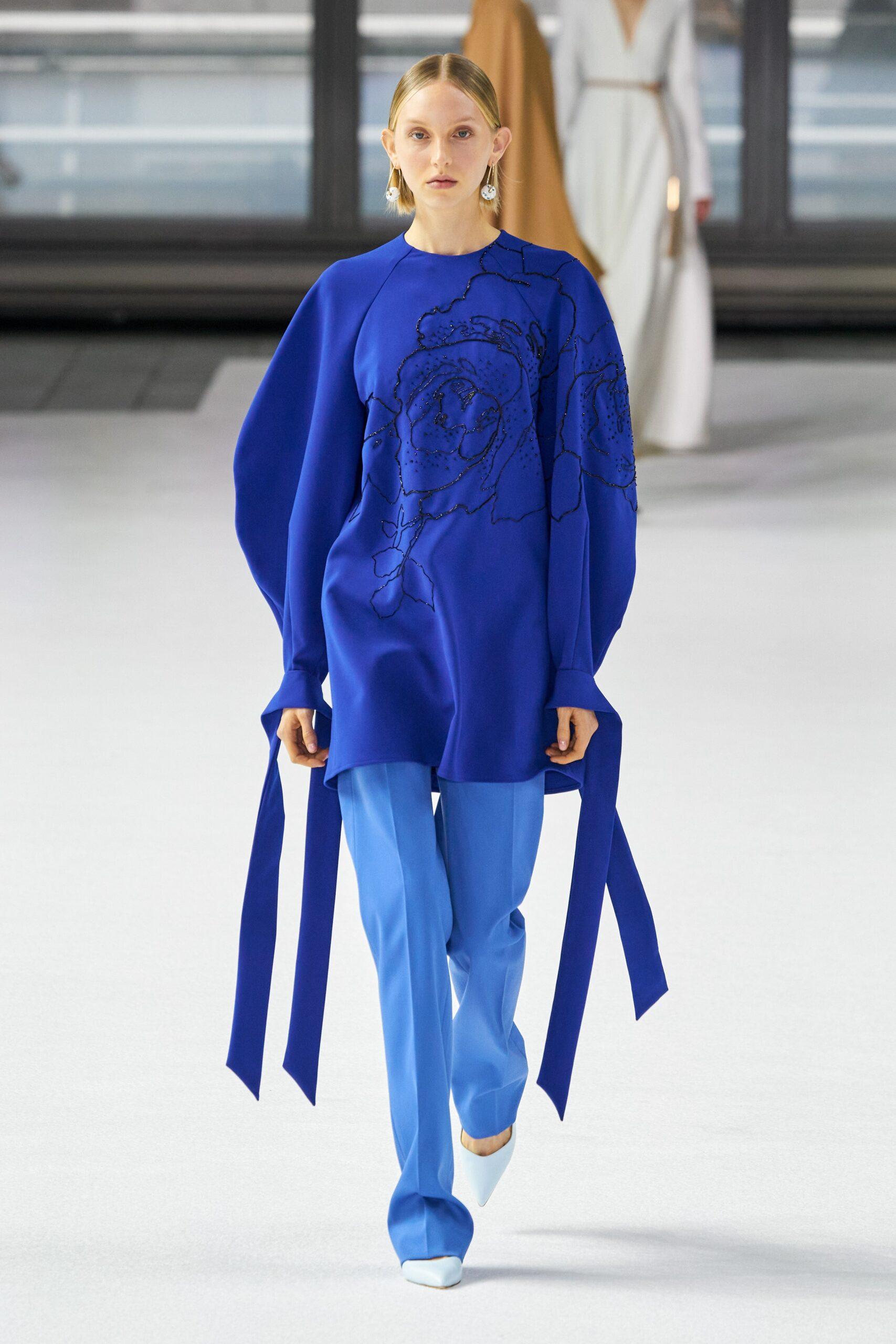 Carolina Herrera Fall 2020 ready-to-wear