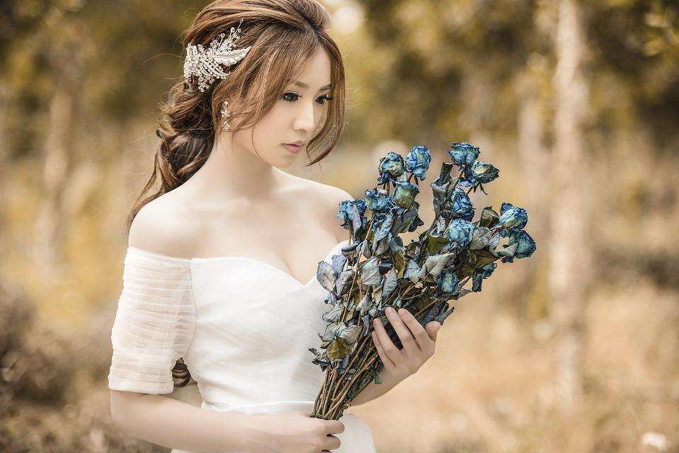 Tendenze abiti da sposa autunno 2021