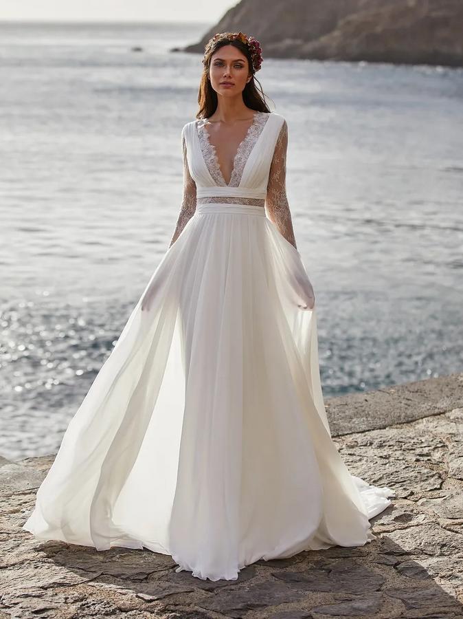 Chiffon Bridal Spring 2021