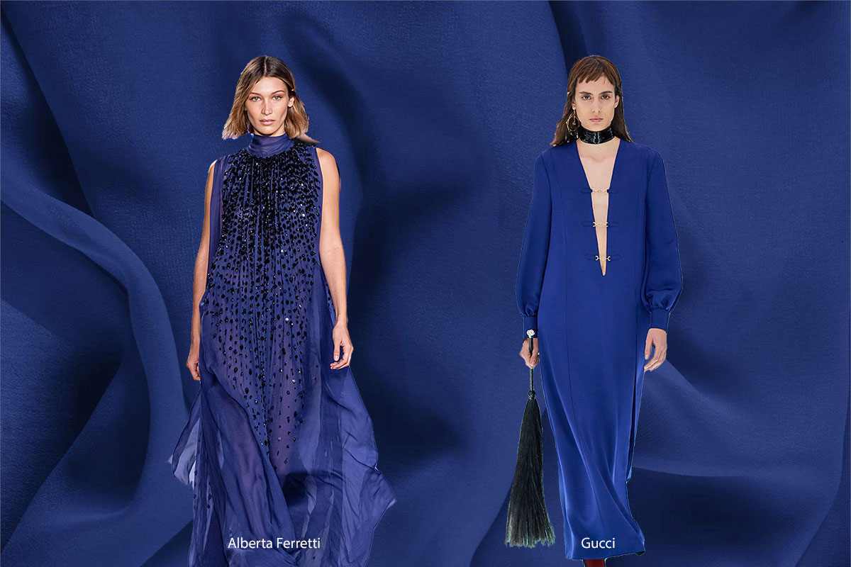 Classic Blue - Pantone's 2020 color of the year