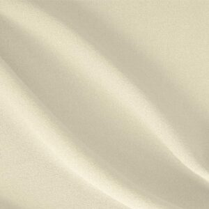 Avorio White Wool Crêpe Plain fabric for Dress, Jacket, Light Coat, Pants, Skirt.