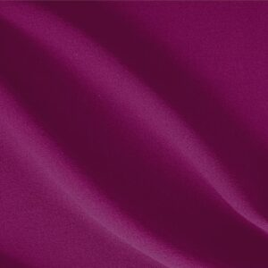 Bougainvillea Fuxia Wool Crêpe Plain fabric for Dress, Jacket, Light Coat, Pants, Skirt.