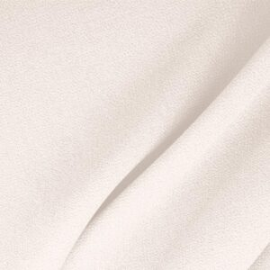 Cipria Pink Wool Double Crêpe Plain fabric for Ceremony Dress, Dress, Jacket, Light Coat, Pants, Party dress, Skirt.