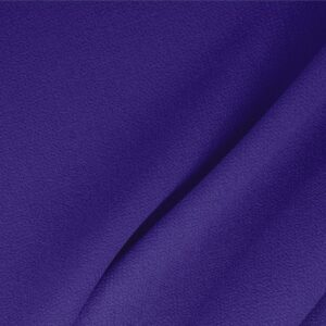 Petunia Purple Wool Double Crêpe Plain fabric for Ceremony Dress, Dress, Jacket, Light Coat, Pants, Party dress, Skirt.