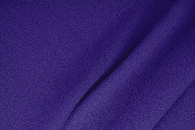 Petunia Purple Wool Double Crêpe Plain fabric for Ceremony Dress, Dress, Jacket, Light Coat, Pants, Party dress, Skirt.
