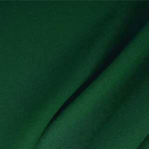 Bay Green Wool Double Crêpe Plain fabric for Ceremony Dress, Dress, Jacket, Light Coat, Pants, Party dress, Skirt.