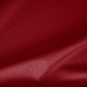 Campari Red Polyester, Stretch, Wool Gabardine Stretch Plain fabric for Dress, Jacket, Pants, Skirt.