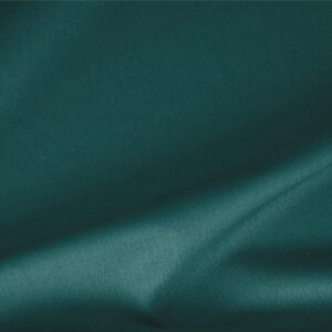 Pavone Blue Polyester, Stretch, Wool Gabardine Stretch Plain fabric for Dress, Jacket, Pants, Skirt.