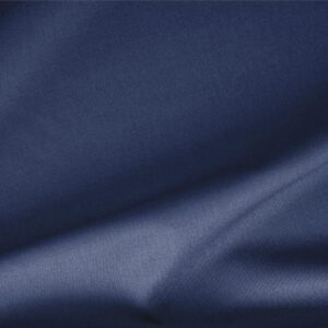 Oceano Blue Polyester, Stretch, Wool Gabardine Stretch Plain fabric for Dress, Jacket, Pants, Skirt.