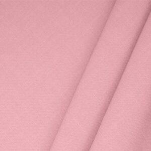 Tissu Uni Mélange de lin Rose bébé en pour Jupe, Pantalon, Robe, Veste, Veste-Manteau légère.