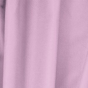Lilac Purple Cotton, Stretch Pique Stretch Plain fabric for Dress, Jacket, Light Coat, Pants, Skirt.