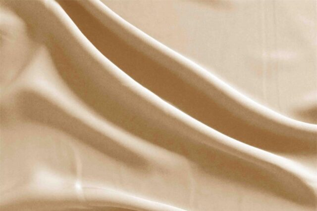 Polyester Smooth Microfiber Fabric Beige Biscotto