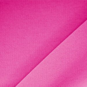 Bougainvillea Fuxia Polyester Crêpe Microfiber Plain fabric for Dress, Jacket, Light Coat, Pants, Skirt.
