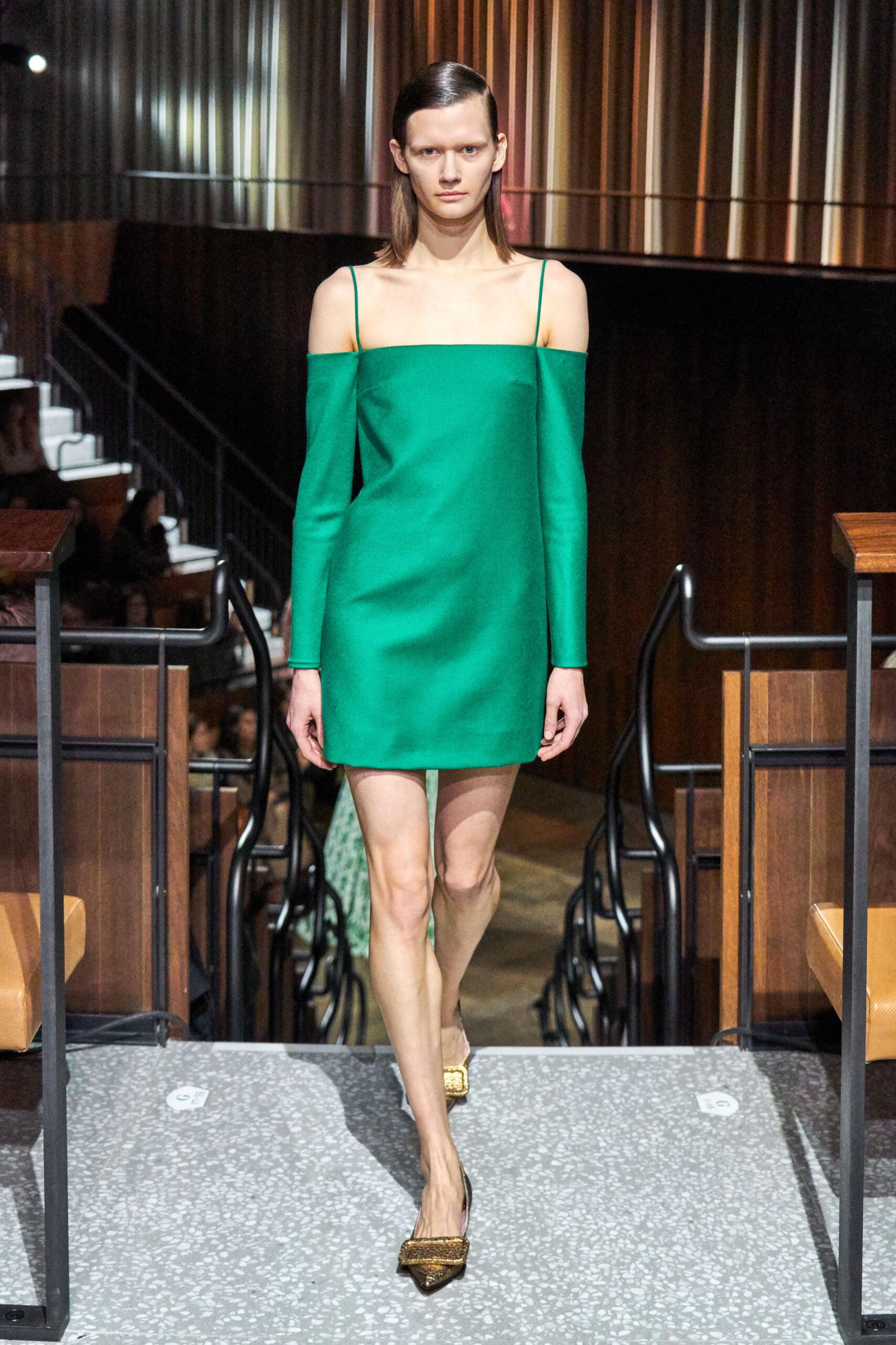 Emilia Wickstead Fall 2020 ready-to-wear