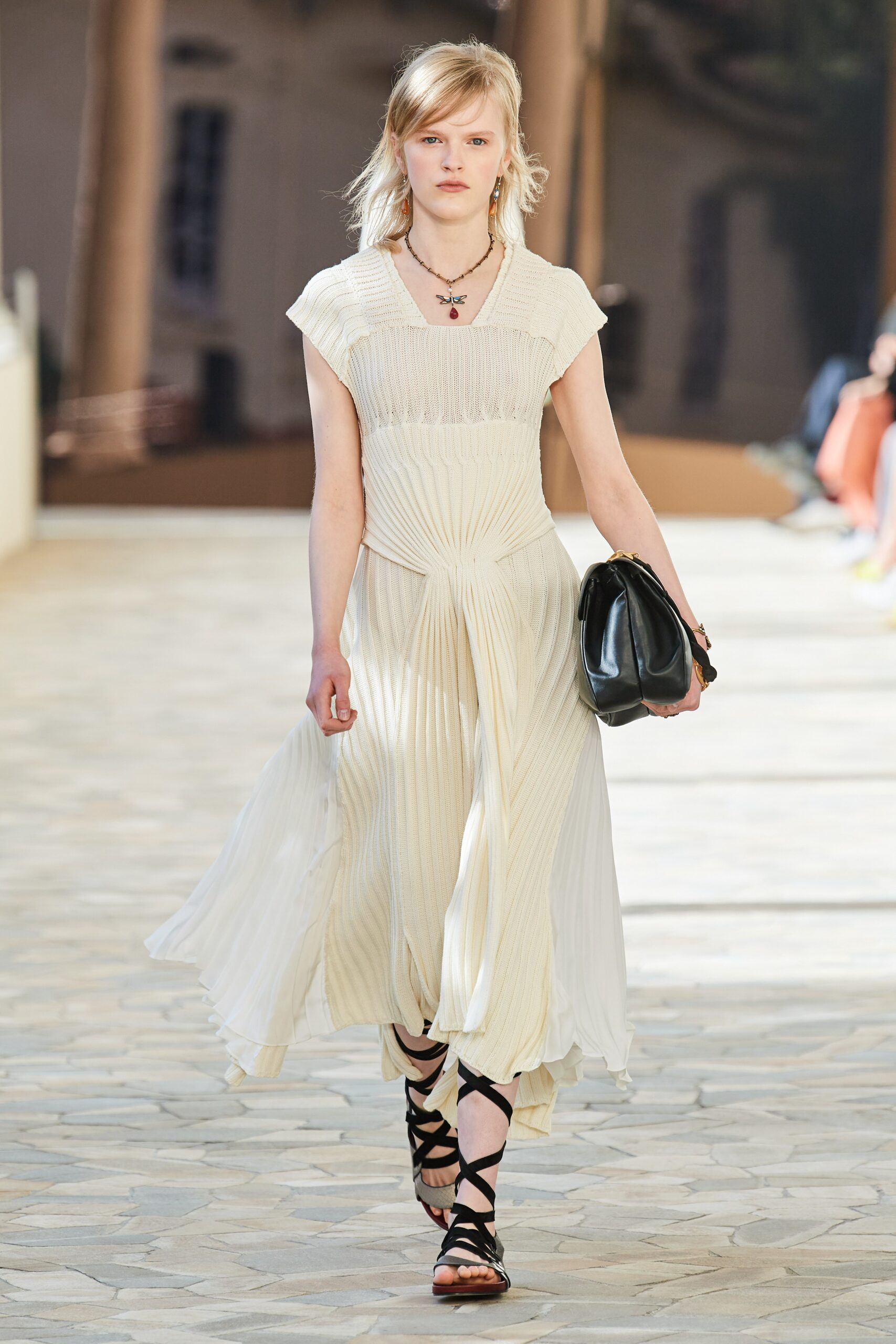 Bianco burro - Ports 1961 Ready-to-Wear Spring 2021
