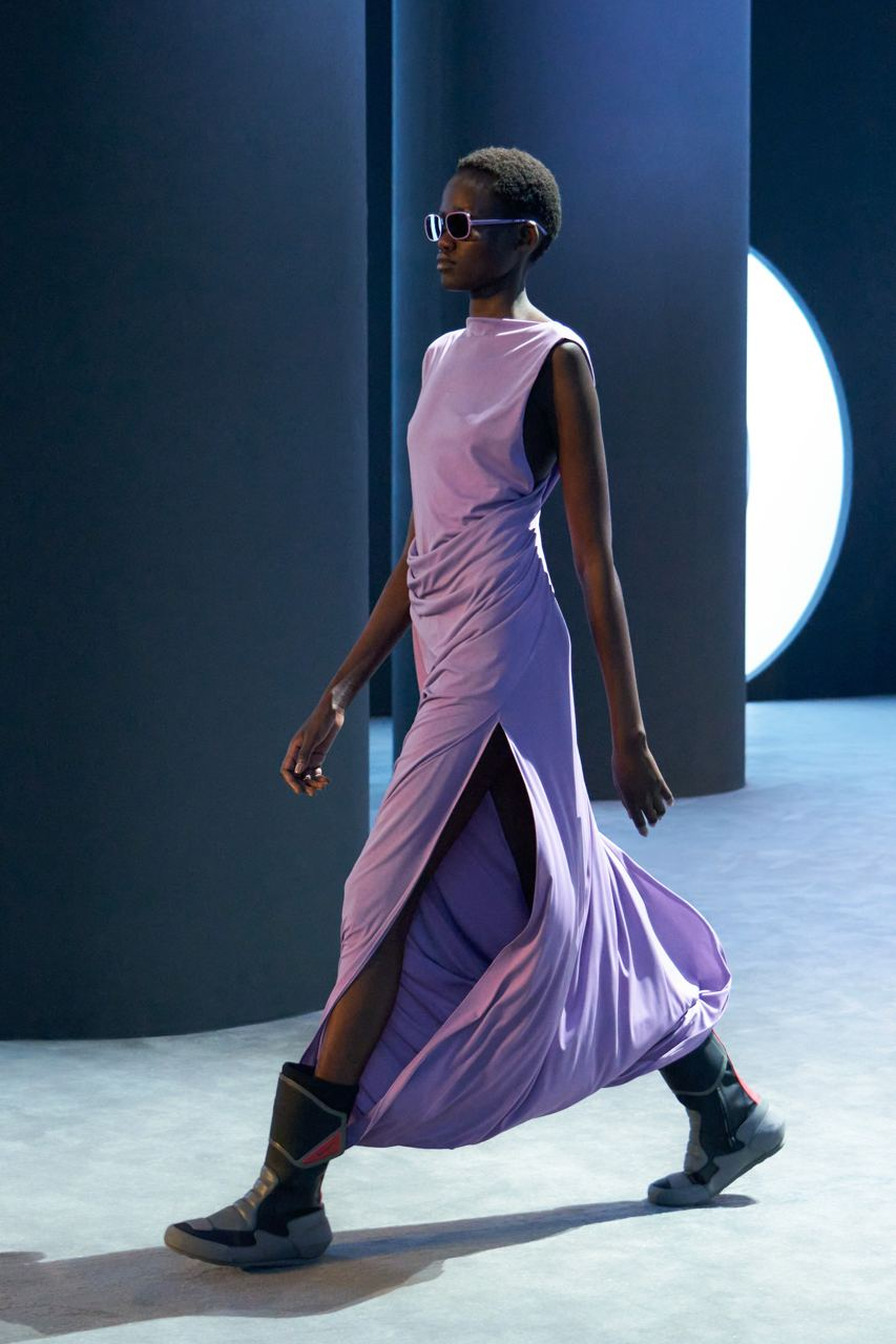 Lavender - Salvatore Ferragamo Ready-to-Wear Fall Winter 2021