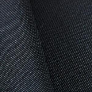 Tessuto Drapperia Blu in Cotone, Lana per Abito Uomo, Giacca, Pantalone.