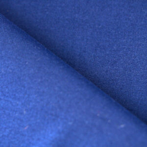 Blue Cotton Fine Suit fabric for Jacket, Pants.