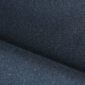 Blue Cotton Fine Suit fabric for Jacket, Pants, Suit.