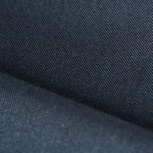Tessuto Drapperia Blu in Cotone per Abito Uomo, Giacca, Pantalone.