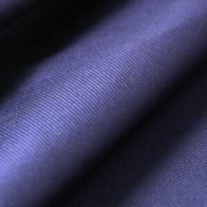 Tessuto Drapperia Blu in Cotone per Abito Uomo.