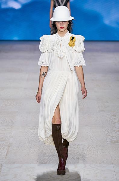 Brilliant White - Louis Vuitton Ready-to-Wear Spring 2020