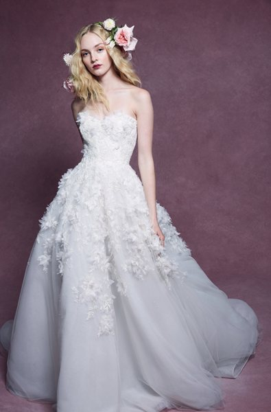 Marchesa Bridal Fall 2020
