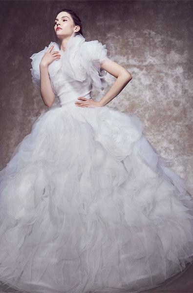 Marchesa Bridal Spring 2020