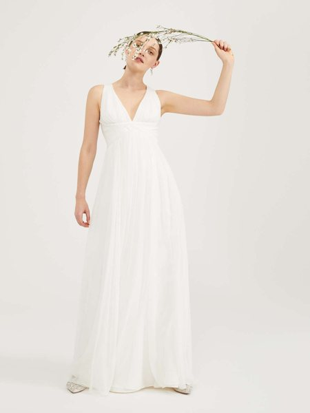 Max Mara Bridal Collection 2020 chiffon