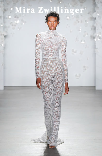 Mira Zwillinger Bridal Spring 2020
