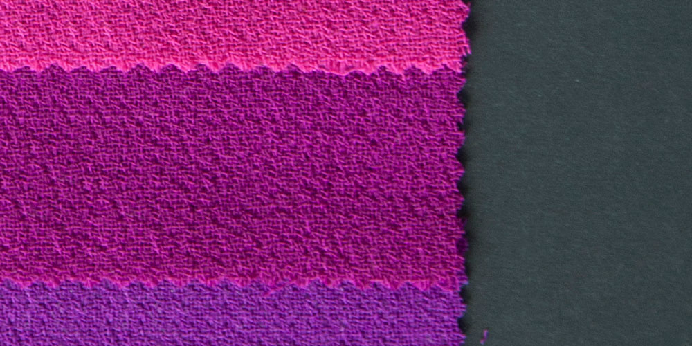 Wool fabrics for clothing and fashion by the yard