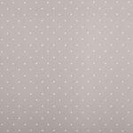 Tissu Dentelle et Broderie Blanc en Coton, Polyester pour Robe de mariée.