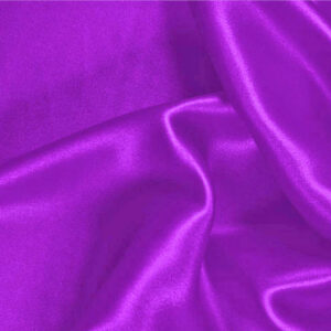 Orchid Fuxia Silk Satin Stretch Plain fabric for Ceremony Dress, Dress, Party dress, Shirt, Underwear.