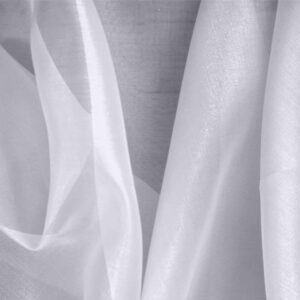 Lavanda Purple Silk Organza Plain fabric for Ceremony Dress, Dress, Party dress, Shirt, Wedding dress.