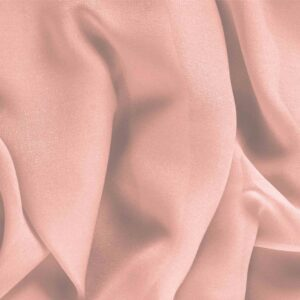 Quartz Pink Silk Georgette Plain fabric for Ceremony Dress, Dress, Party dress, Shirt, Underwear, Wedding dress.