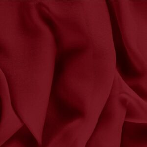 Bordeaux Purple Silk Georgette Plain fabric for Ceremony Dress, Dress, Party dress, Shirt, Underwear.